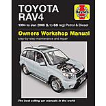 Haynes Toyota RAV4 (94-Jan 06) Manual