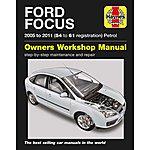 image of Haynes Ford Focus (05-09) Manual