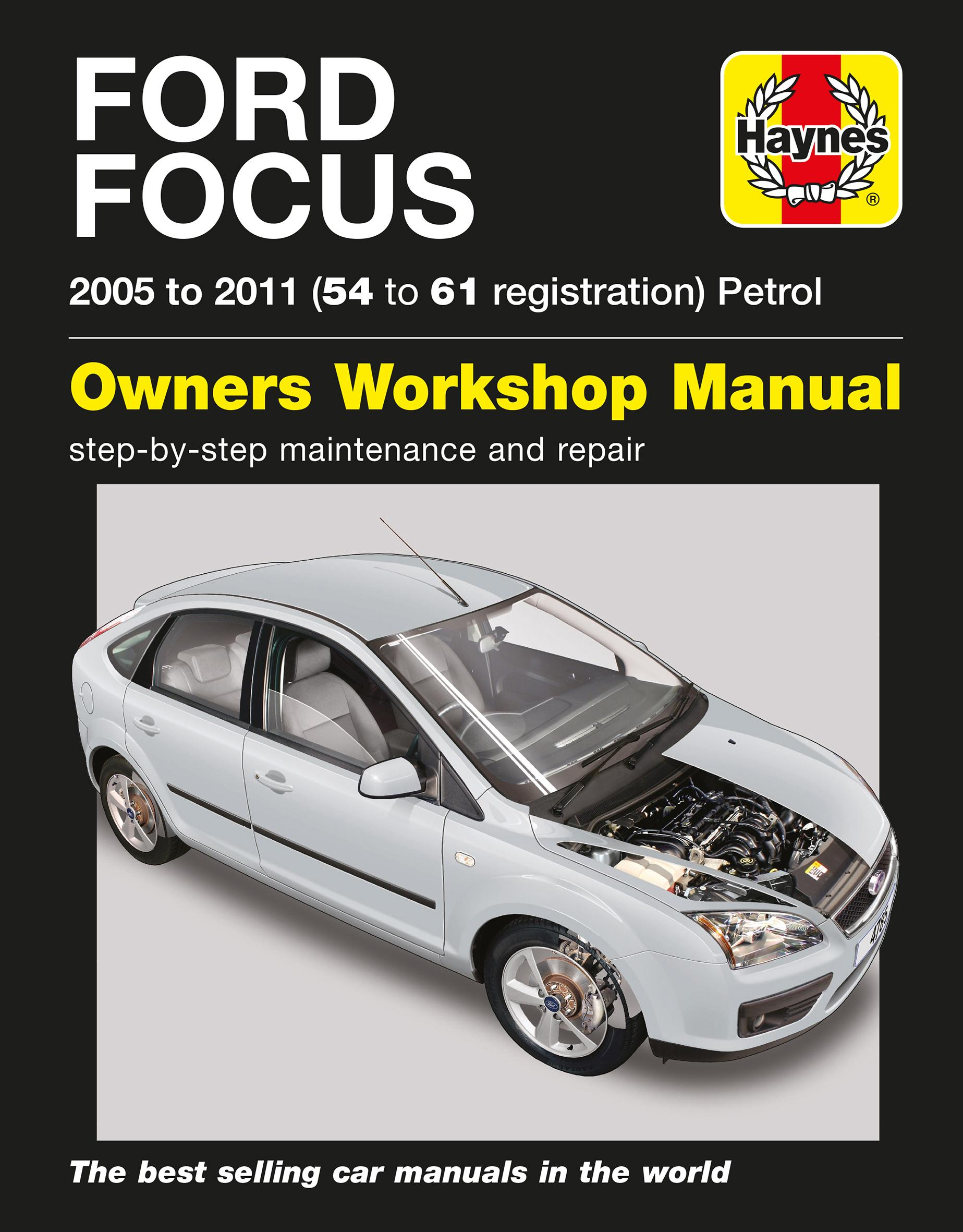 haynes ford focus 05 09 manual rh halfords com Ford Focus Motor Mounts Diagram Ford Focus Motor Mount Replacement