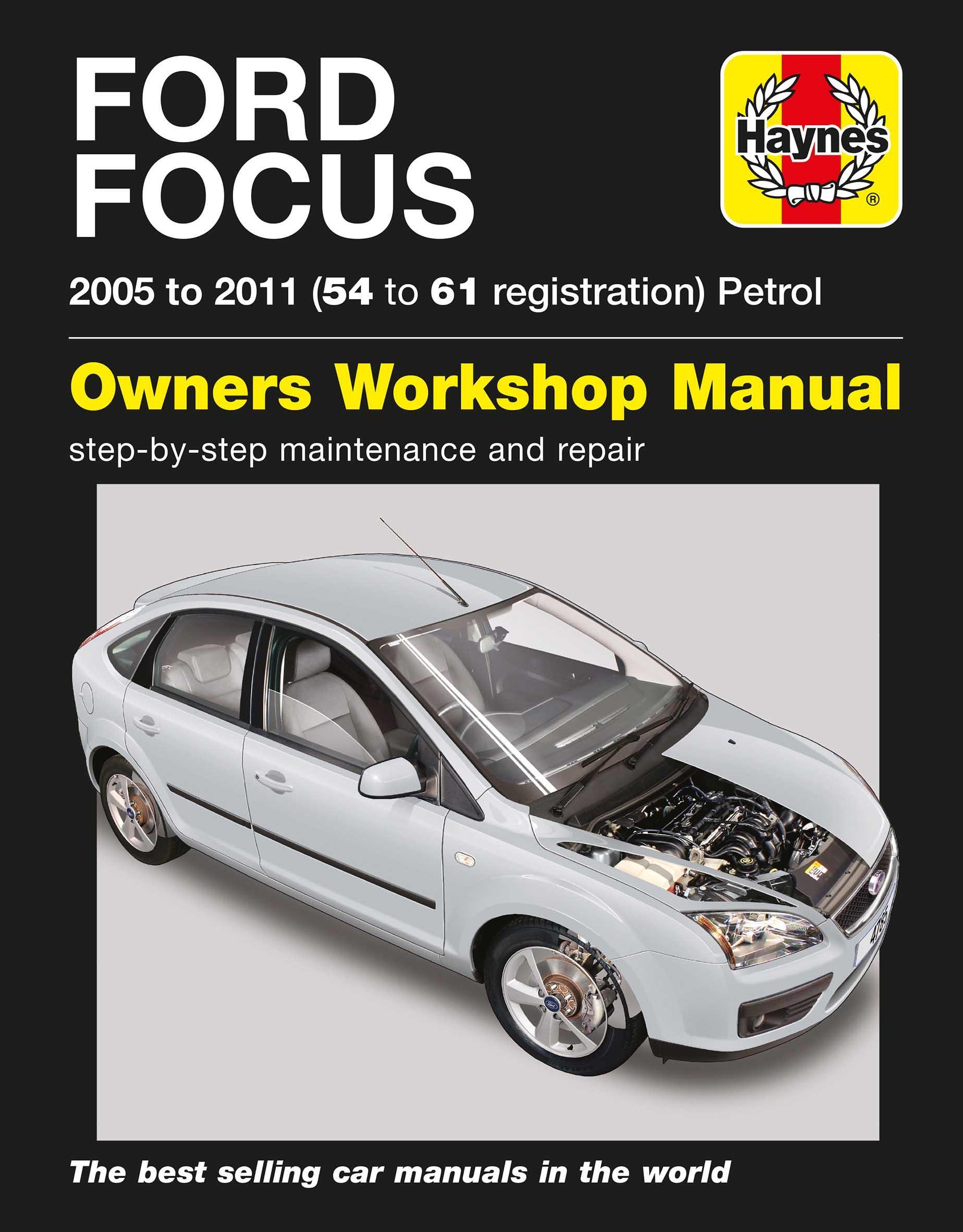 haynes ford focus 05 09 manual rh halfords com 2009 Ford Focus SE 2009 ford focus repair manual free