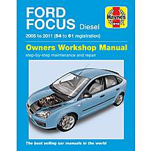 Image Of Haynes Ford Focussel   Manual