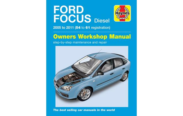 ford focus owners manual 2009