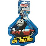 image of Thomas & Friends Baby On Board Sign