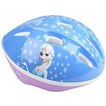 image of Disney Frozen Kids Bike Helmet (52-56cm)