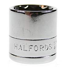 Halfords Advanced Socket 17mm 3/8