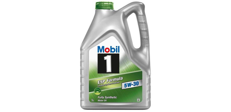 Mobil 1 Esp 5w 30 Oil 5l Halfords Uk