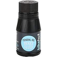 image of Bikehut Mineral Oil Brake Fluid - 125ml