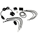 image of Halfords 8, 10 & 12 Function Cycle Computer Spare Fitting Kit