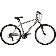 Apollo Slant Mens Mountain Bike - Grey - S, M
