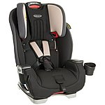 image of Graco Milestone All-In-One Car Seat Group 0+/1/2/3 - Aluminium