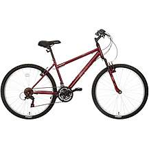 image of Apollo Twilight Womens Mountain Bike - Red - S, M, L Frames