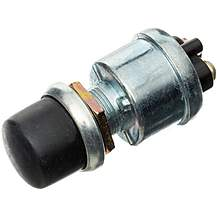 image of Halfords Horn/Start Button With Splash Cover HEF622