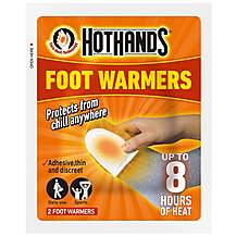 image of Hot Hands - Foot warmer twin pack