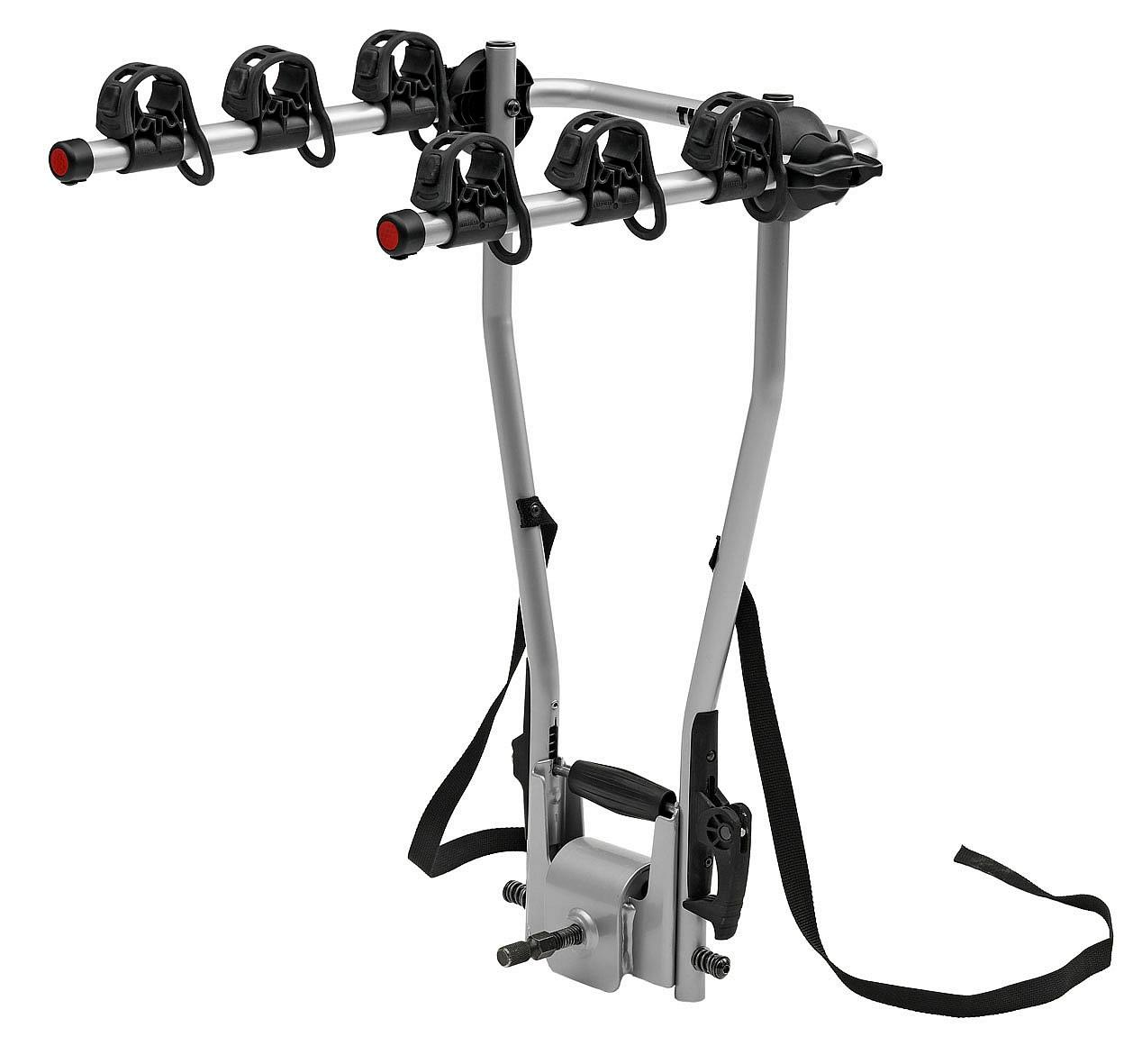 Image of Thule HangOn 972 3-Bike Towball Rear Mount Carrier