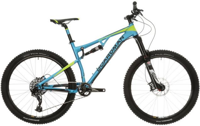Boardman Mountain Bike Pro Full Sus...