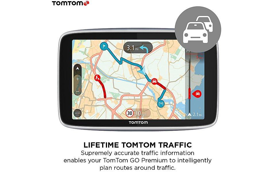 Tom Tom Go Premium 6