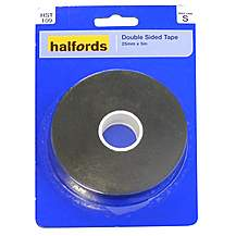 image of Halfords  Double Sided Tape -HST109