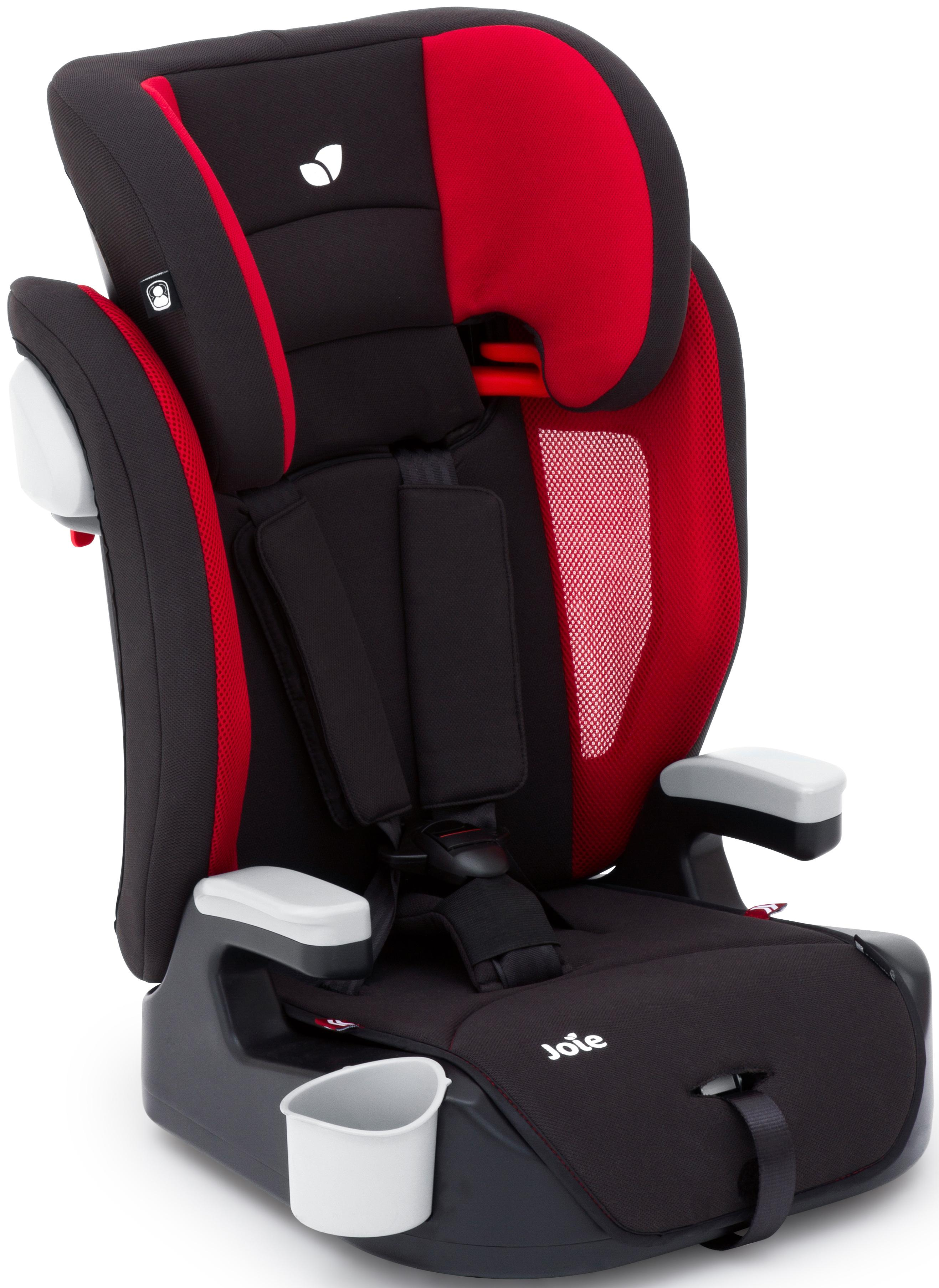Joie Elevate Car Seat – Cherry Red