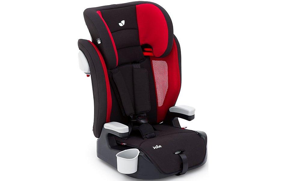 b02531bc3c2e Joie Elevate 1/2/3 Cherry Car Seat