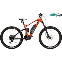 "image of Voodoo Zobop E-Shimano Full Suspension Electric Mountain Bike - 16"", 18"", 20"" Frames"