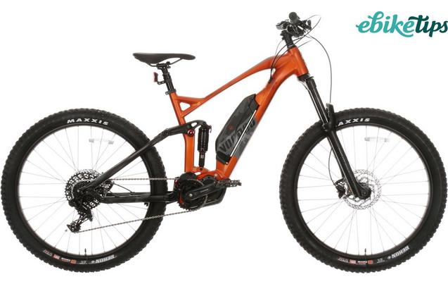 Voodoo Zobop E-Shimano Full Suspension Electric Mountain Bike
