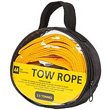 image of AA 3.5 Tonne Tow Rope
