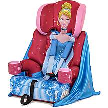 image of Kids Embrace Cinderella Group 123 Carseat