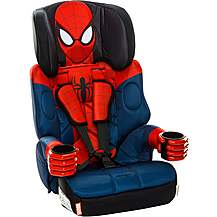 image of Kids Embrace Marvel Spider-Man Group 123 Carseat