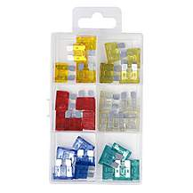 image of Halfords Assorted LED Blade Fuses
