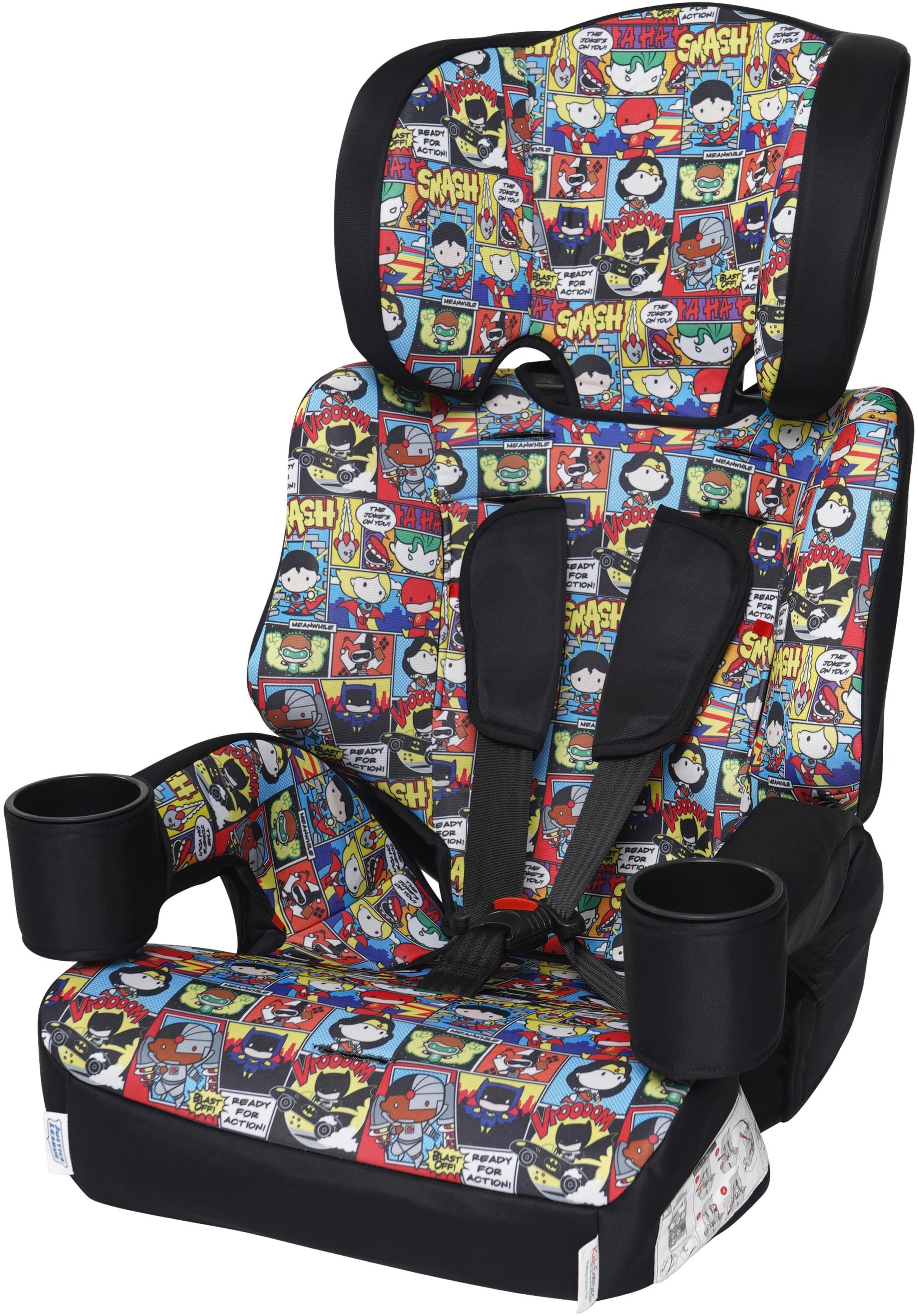 ids Embrace Justice League Car Seat
