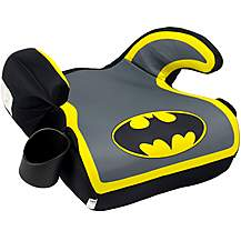 image of Kids Embrace Batman Booster Car Seat