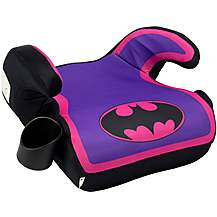 Kids Embrace Batgirl Booster Car Seat