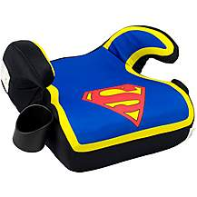 Kids Embrace Superman Booster Car Seat