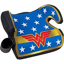 Kids Embrace Wonderwoman Booster Car Seat