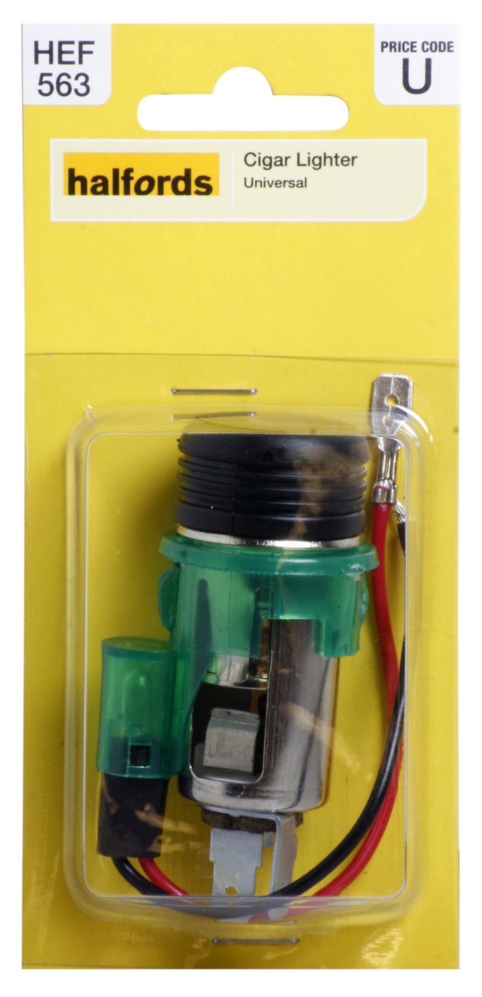 Car Fuse Box Halfords Best Wiring Library Harness Adapter Universal Cigarette Lightehalfords Lighter