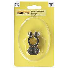 image of Halfords Battery Terminal Positive 2 Way Connector