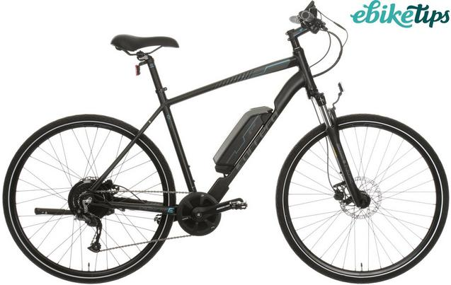 Carrera Crossfire E Electric Hybrid Bike