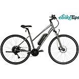 "Carrera Crossfire E Womens Electric Hybrid Bike - 16"", 18"" Frames"
