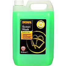 image of Halfords Summer Screenwash 5L