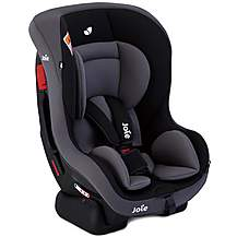 image of Joie Tilt 0+/1 Two Tone Black Car Seat