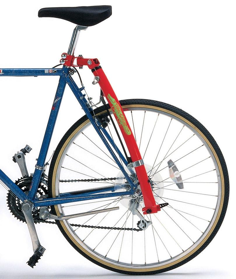 Trail a bike hook up