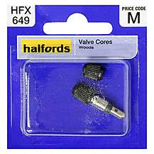 image of Halfords Valve Cores - Woods