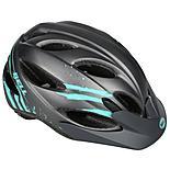 Bell Strut Womens Bike Helmet - Gunmetal Mint Sonic