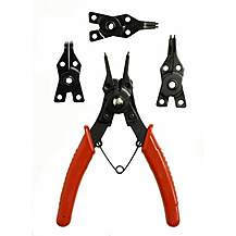image of Halfords Internal/External Circlip Pliers