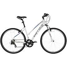 "image of Carrera Crossfire 1 Womens Hybrid Bike - 16"", 18"", 20"" Frames"