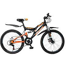"image of Boss Stealth Kids Bike - 24"" Wheel"