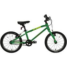 "image of Wiggins Chartres Kids Bike - 16"" Wheel - Green"