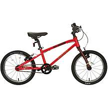 "image of Wiggins Chartres Kids Bike - 16"" Wheel - Red"