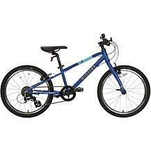 "image of Wiggins Chartres Junior Bike - 20"" Wheel - Blue"