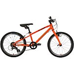 "image of Wiggins Chartres Junior Bike - 20"" Wheel - Orange"